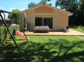 Maison sur le bassin !, Ferienhaus in Gujan-Mestras