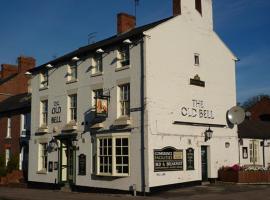 The Old Bell, hotel near Shropshire Council, Shrewsbury