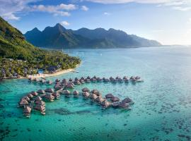 Hilton Moorea Lagoon Resort & Spa, hôtel à Papetoai