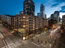 Homewood Suites by Hilton-Seattle Convention Center-Pike Street, hotel in Seattle