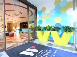 Hotel Wing International Select Higashi Osaka, hotel near Kinki University, Osaka