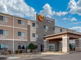 Comfort Inn Oklahoma City, hotel near Will Rogers World Airport - OKC, Oklahoma City