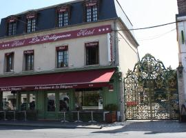 Hotel La Diligence, hotel near Norman Museum of Ethnography and Popular Arts, Honfleur