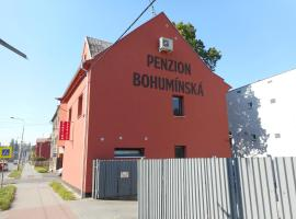 Penzion Bohumínská, ubytování v soukromí v Ostravě