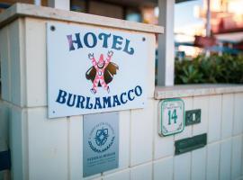 Hotel Burlamacco New, hotel in Lido di Camaiore