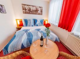 Penzion U Jezku, hotel en Blansko