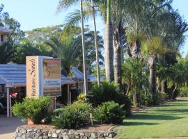 Rainbow Sands Resort, hotel in Rainbow Beach