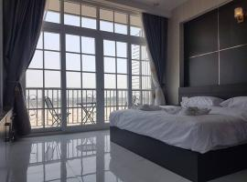 Sunset Mekong Apartment, vacation rental in Vientiane