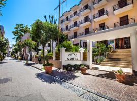 Hotel Conte, отель в Искье