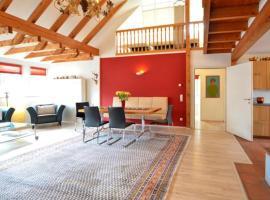Stylische XXL-Galeriemaisonette - 150 qm, hotel en Bergisch Gladbach