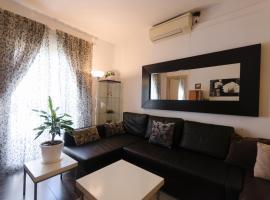 Apartment Amposta, hotell i Barcelona