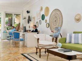 Villa Helios, отель в Капри