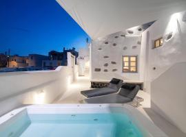 Sun Wind Villa, hotel in Emporio Santorini
