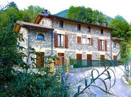 Agriturismo Il Talento Nella Quiete, farm stay in Castiglione d'Intelvi