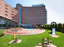 Novotel Venezia Mestre Castellana, hotel in Mestre