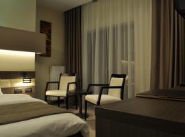 Hotel Scapino, hotel din Mamaia
