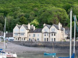 The Porlock Weir Hotel, hotel in Porlock