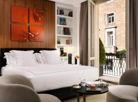 The First Roma Dolce, hotel near Villa Borghese, Rome