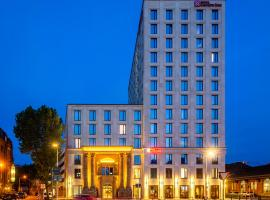 Hilton Garden Inn Mannheim, pet-friendly hotel in Mannheim
