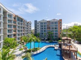 The Title Residencies Naiyang by Beringela, apartment in Nai Yang Beach