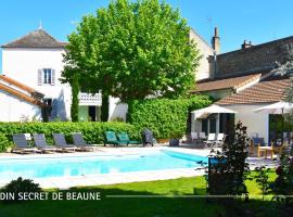 Le Jardin Secret De Beaune, hotel near Bouzaize Park, Beaune