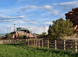 Cougar Ridge Lodge - Casitas, hôtel à Torrey