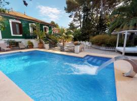 Hotel Boutique MR Palau Verd - Adults Only, hotel in Denia