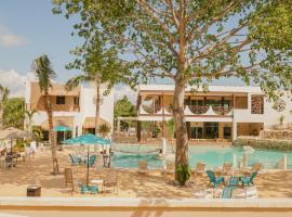 Casa Kaoba Hotel & Suites, hotel in Playa del Carmen