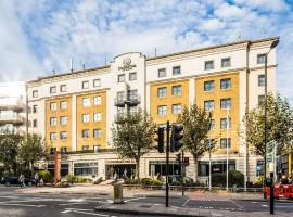 DoubleTree by Hilton London Angel Kings Cross、ロンドンのホテル
