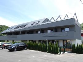 Villa Landlust, hotel near Hangar-7, Sankt Leonhard