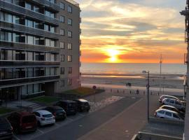 « Les 3 Moussaillons » appartement 2 ch Coxyde, pet-friendly hotel in Koksijde