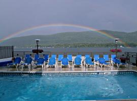 The Lake Motel, hotel near Lake George, Lake George