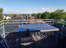 Über den Dächern von Paderborn, Hotel in der Nähe von: Universität Paderborn, Paderborn