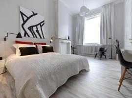 B&B Villa Chantecler, hotel in Bruges