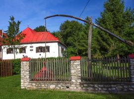 Vén Diófa Kúria, kúria Balaton községben