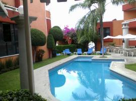 Hotel Real del Sol, hotel in Cuernavaca