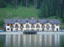 Quinz - Locanda Al Lago, hotel a Misurina