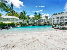 Beach Club Lagoon Apartment 4111, hotel in Palm Cove