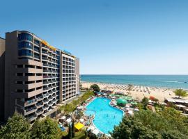 Hotel Bellevue All Inclusive - Beach Access, отель в городе Солнечный Берег