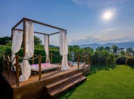 The White House On Lake Maggiore, villa in Ispra