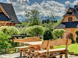 Osada Harenda – hotel w pobliżu miejsca Harenda w Zakopanem