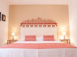 Valesmeralda Boutique Rooms, beach hotel in Porto Cervo