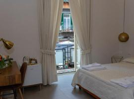 """A piazzetta"", guest house in Naples"