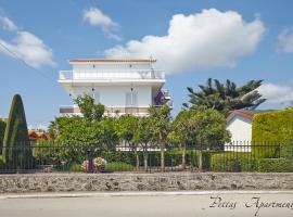 Pettas Apartments, hotel near Agios Dionysios Church, Zakynthos
