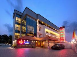 JK Park Residency, hotel in Kannur