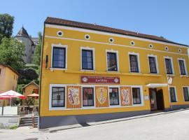 Pension Stadt Grein, Hotel in Grein