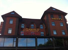 Отель Викинг, отель в Выборге