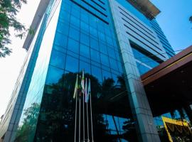 The Visava, hotel with pools in Thane