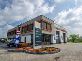 Motel BZ, hotel near Katowice Airport - KTW, Siewierz