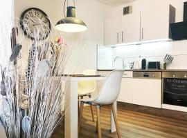 Gemütliches Apartment mit Balkon und Tiefgaragenstellplatz, self catering accommodation in Wuppertal